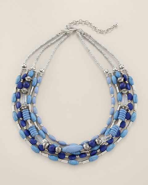 Oceane Multi-Strand Necklace