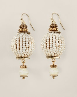 Sougia Pendant Earring