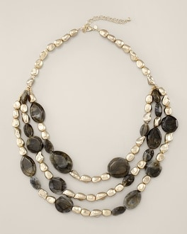Bora Multi-Strand Necklace