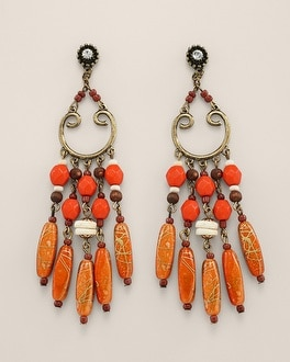 Alhena Chandelier Earring
