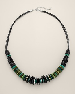 Lucia Long Necklace