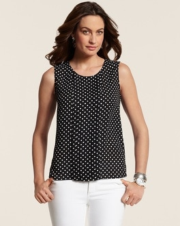 Mini Dots Sandra Top