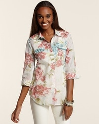 Floral Bloom Camia Top