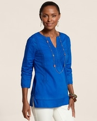 Easy Embroidered Nilda Top