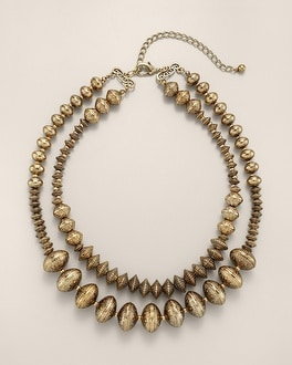 Pandu Multi-Strand Necklace