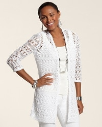 Fallon Paillette Cardigan