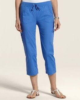 Zenergy Woven Collection Eden Crop Pant
