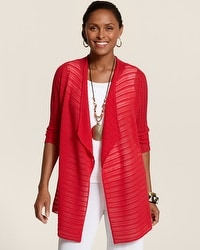 Travelers Collection Ottoman Cardigan