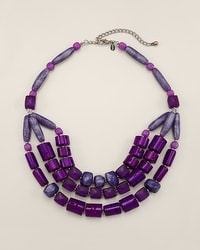 Athena Multi-Strand Necklace