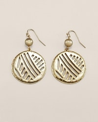 Zuri Drop Pendant Earring