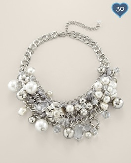 Pearla Bib Necklace