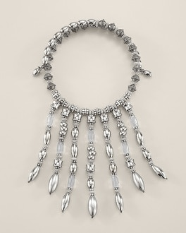 Genevieve Bib Necklace