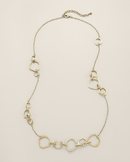 Amina Long Necklace