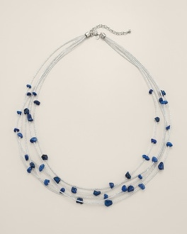 Anzia Multi-Strand Necklace