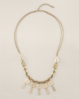 Meryem Bib Necklace