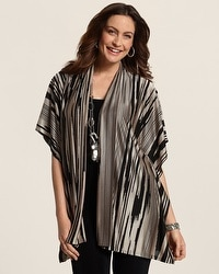 Travelers Collection Ikat Jacquard Jacket