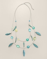 Sesane Multi-Strand Necklace
