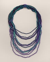 Estefania Multi-Strand Necklace