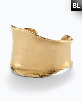 Black Label Gold Cuff