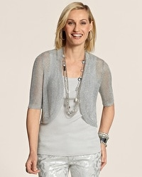 Harbor Mesh Cardigan