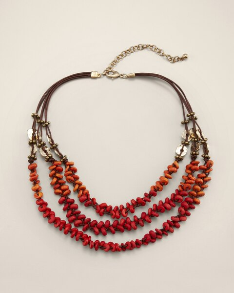 Rhea Illusion Necklace
