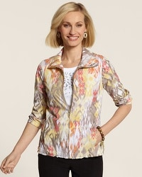 Zenergy Neema Allover Multi Foil Jacket