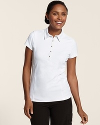 Zenergy Golf Solid Seamed Polo