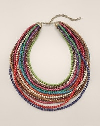 Almas Multi-Strand Necklace