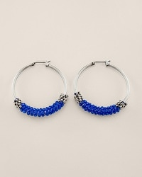 Angel Hoop Earring