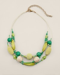 Kale Illusion Necklace