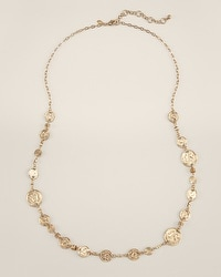 Wanda Long Necklace