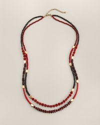 Ermes Multi-Strand Necklace