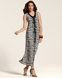 Animal Print Andi Dress