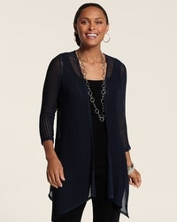 Travelers Collection Mesh Tilly Jacket