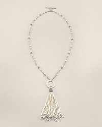 Artemis Convertible Tassel Necklace
