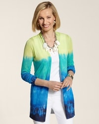 Brushed Watercolor Winnie Cardigan
