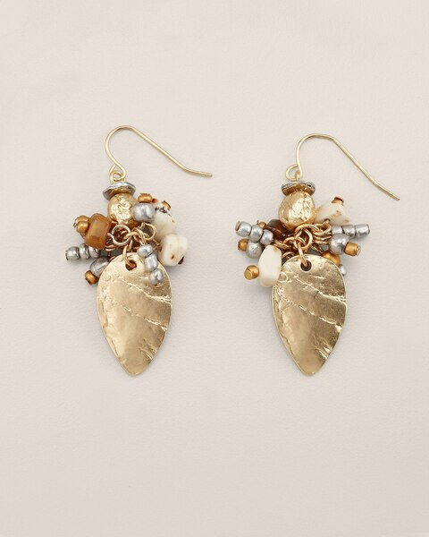 Lani Cluster Earrings