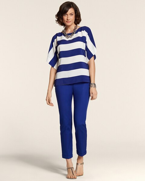 Bold Stripes Cana Top