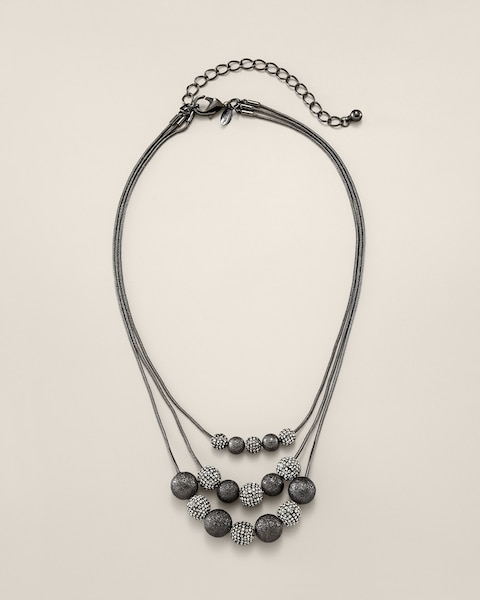 Brille Illusion Necklace