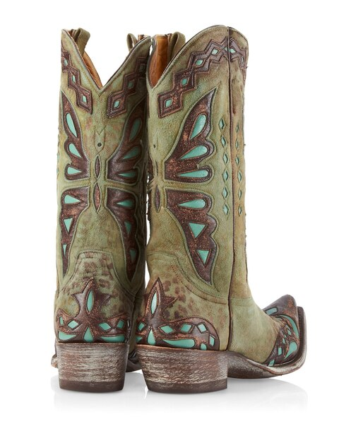 Old Gringo Monarca Cowboy Boot