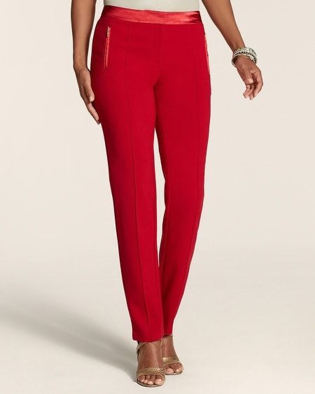 Manhattan Occasion Ankle Pants