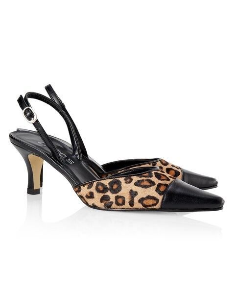 Lotty Sling Back Pump