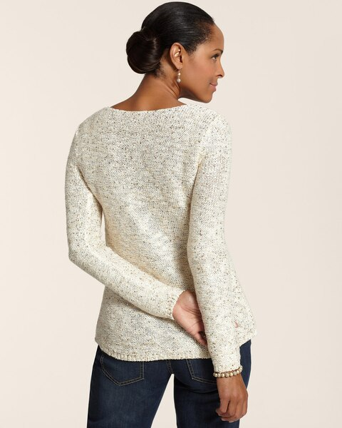 Shilow Shimmer Pullover
