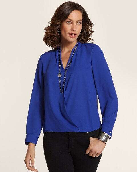 Softly Draped Enza Top