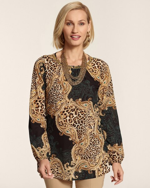 Posh Animal Victoria Top