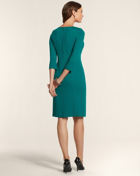 By Chico's Ponte Quinn Dress