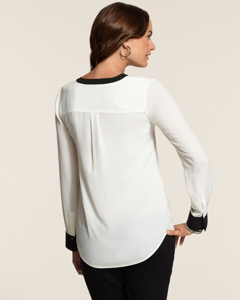 Sleek Simplicity Aria Top