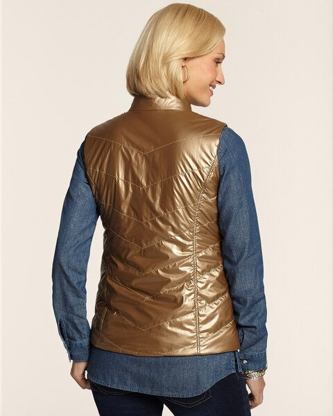 Collection Novelty Shine Vest