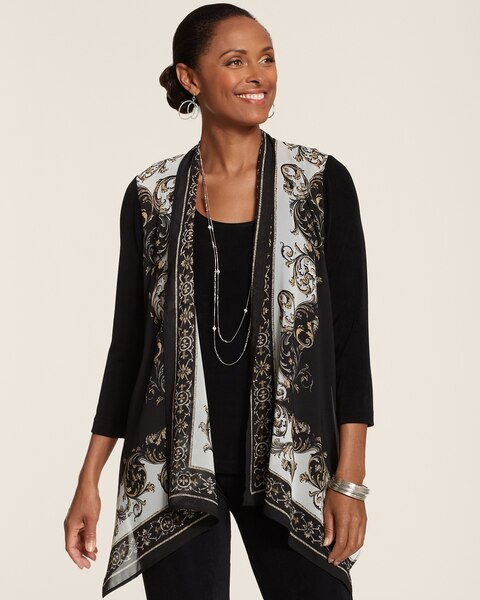 Golden Scroll Helena Jacket