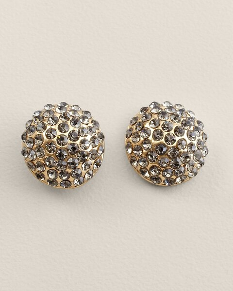 Brille Stud Earrings